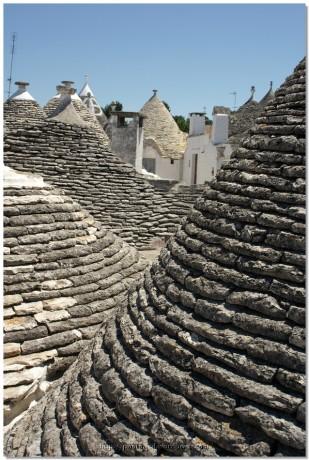 Alberobello (toits)